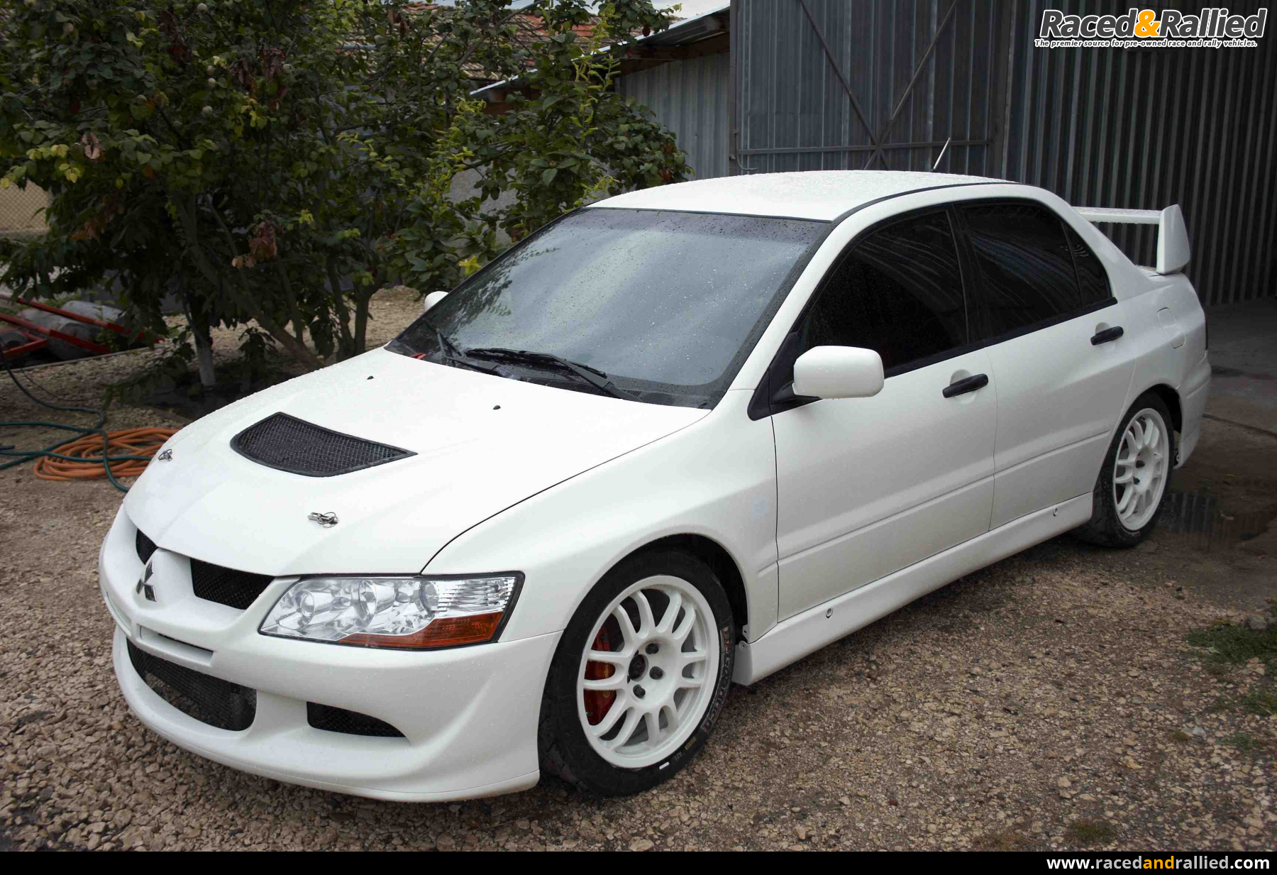 Mitsubishi Lancer Evo 8 Gp N Lhd For Sale Rally Cars For Sale At
