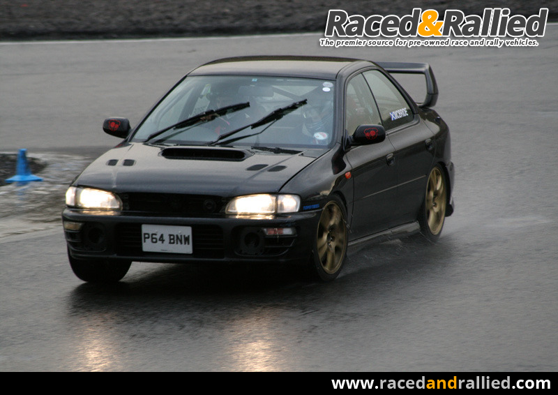 Subaru Wrx Road Legal Track Car Lots Of Spare S And