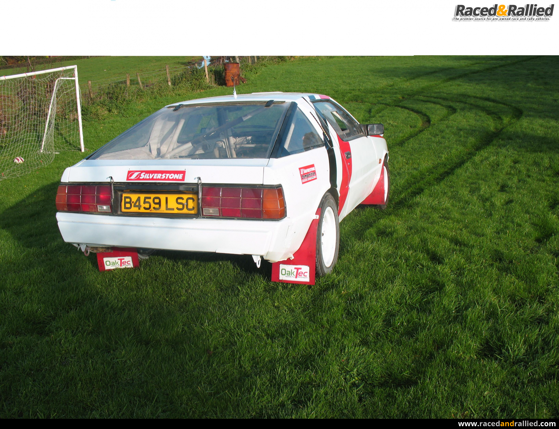 Mitsubishi Starion RALLIART Works spec Rally Car | Rally Cars for ...