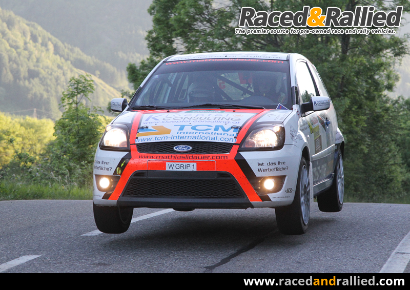 M Sport Ford Fiesta St Rally Cars For Sale At Raced