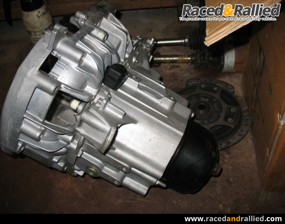 Renault Clio 172 RS new Sadev dogbox | Rally Car Parts for sale at ...