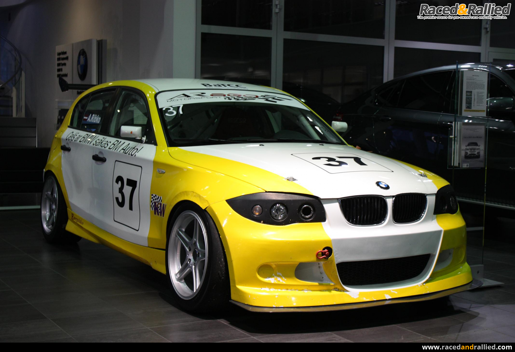 Bmw 130i Challenge Race Cars For Sale At Raced Amp Rallied
