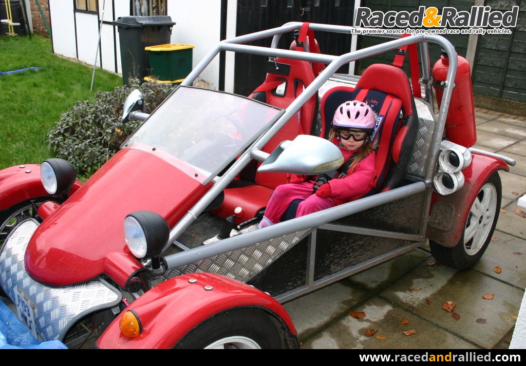 1340cc Mini based Freestyle Funbuggy - Road legal and off roader ...