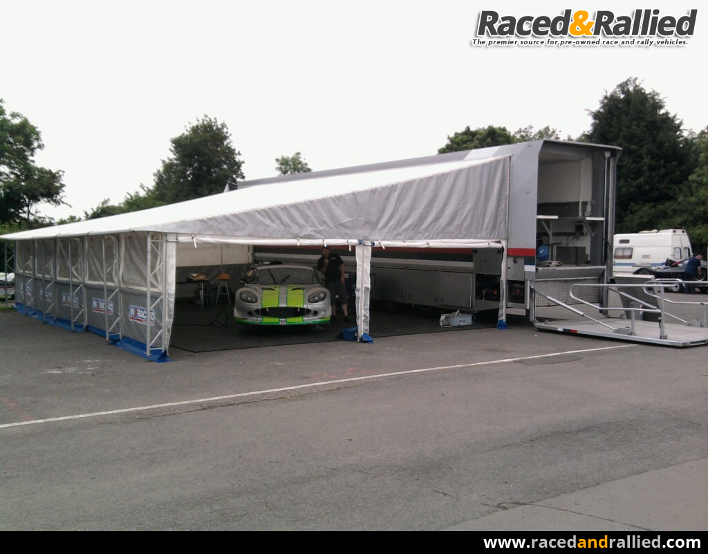 3 Car Race Transporter Trailers Amp Transporters For Sale