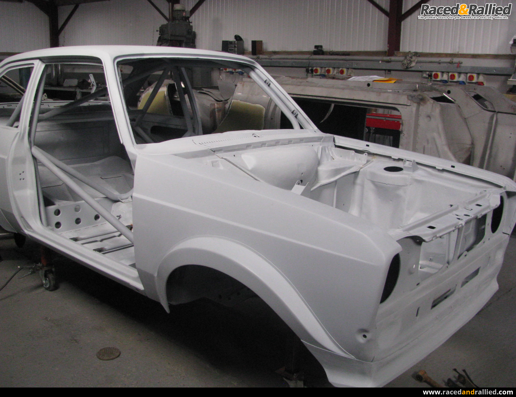 Ford Escort Mk2 Group 4 Rally Cars For Sale At Raced