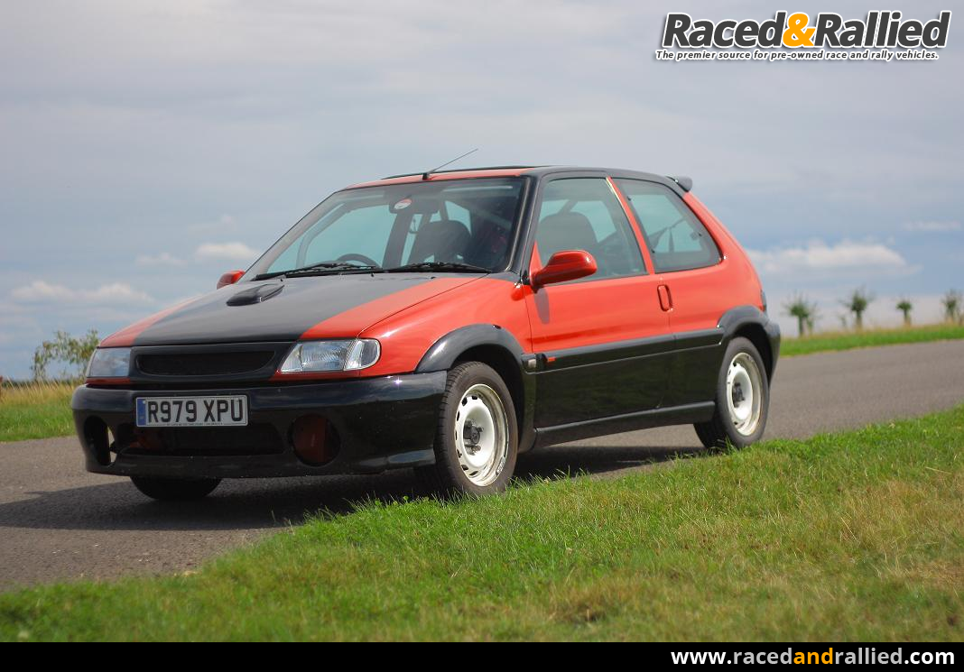 Road legal citroen saxo track car | Performance & Trackday Cars for ...