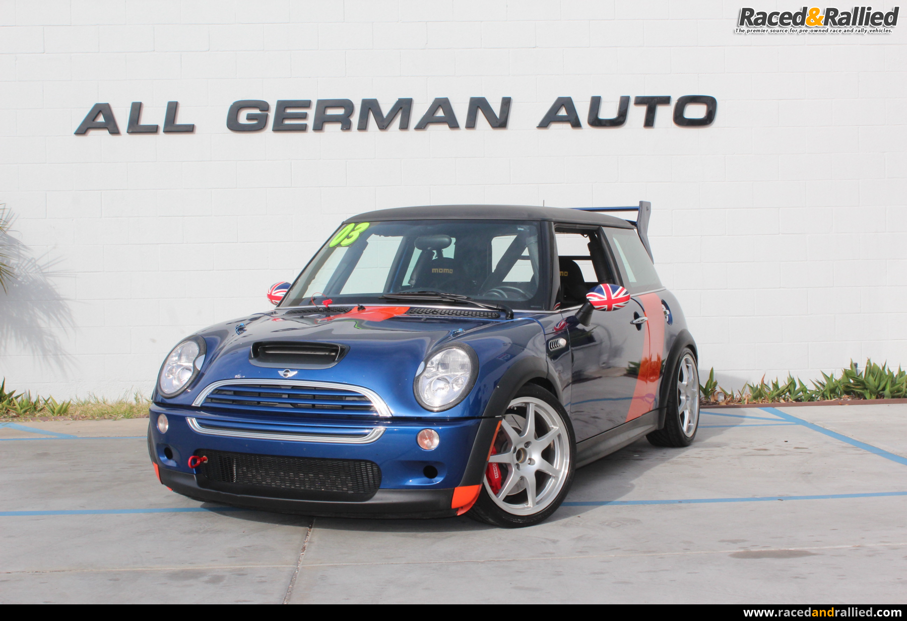 2003 Mini Cooper S Track Car Performance Amp Trackday Cars