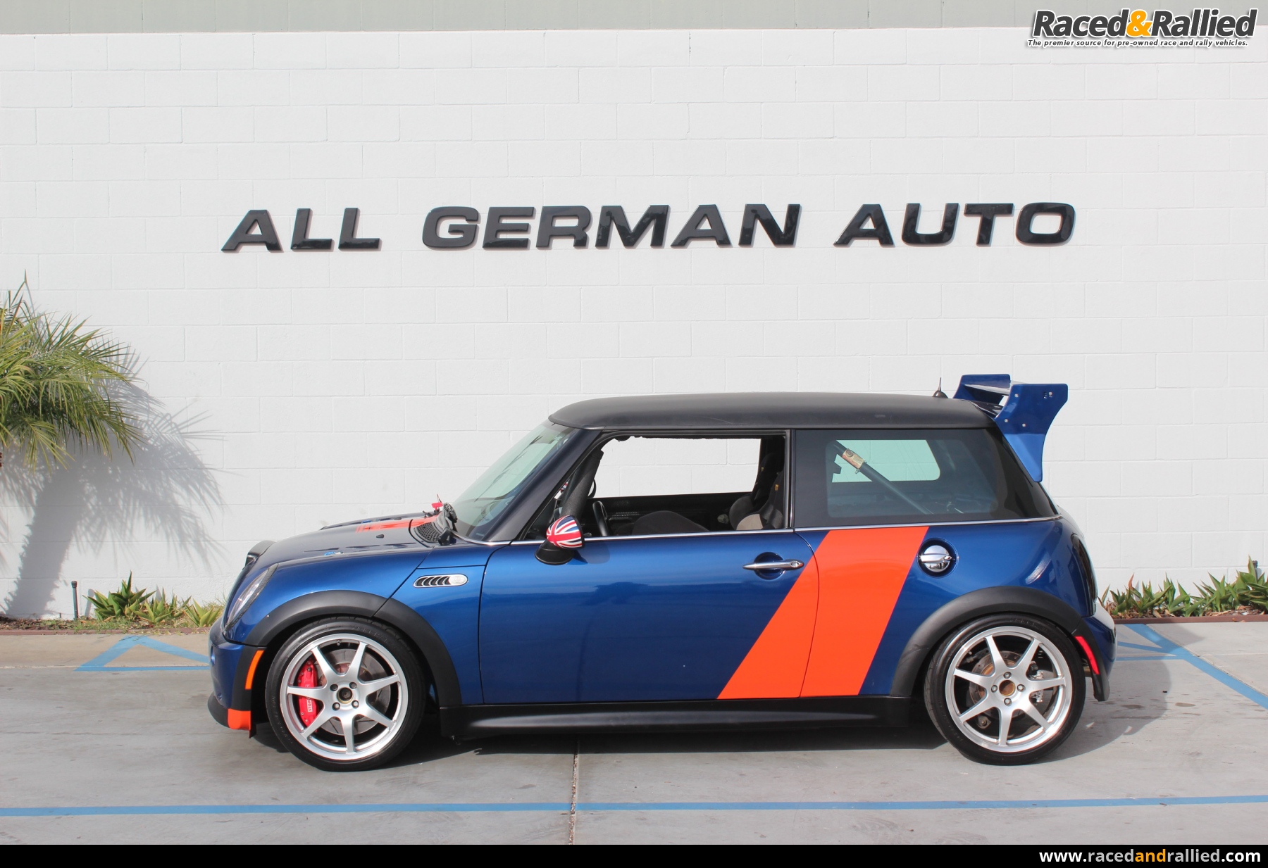 2003 Mini Cooper S Track Car Performance Trackday Cars For Sale