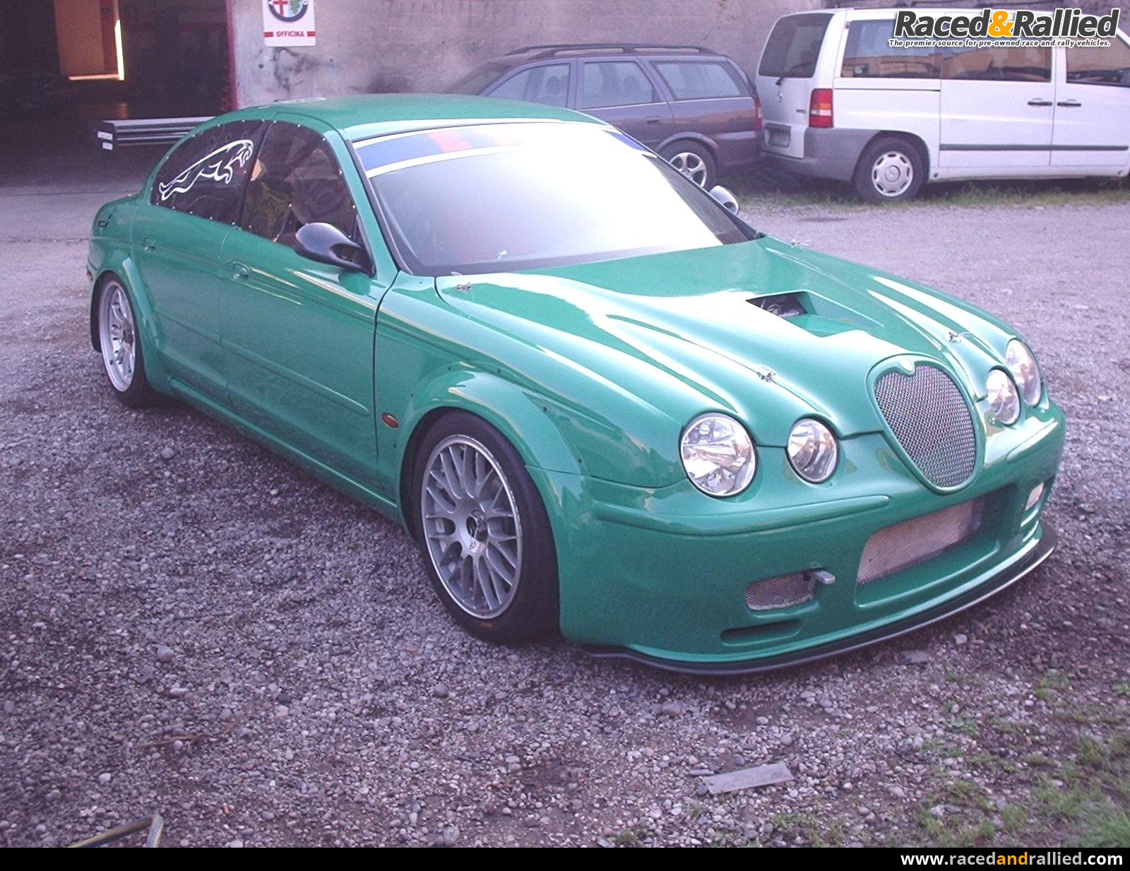 JAGUAR S TYPE 24 H SPECIAL | Race Cars for sale at Raced & Rallied ...