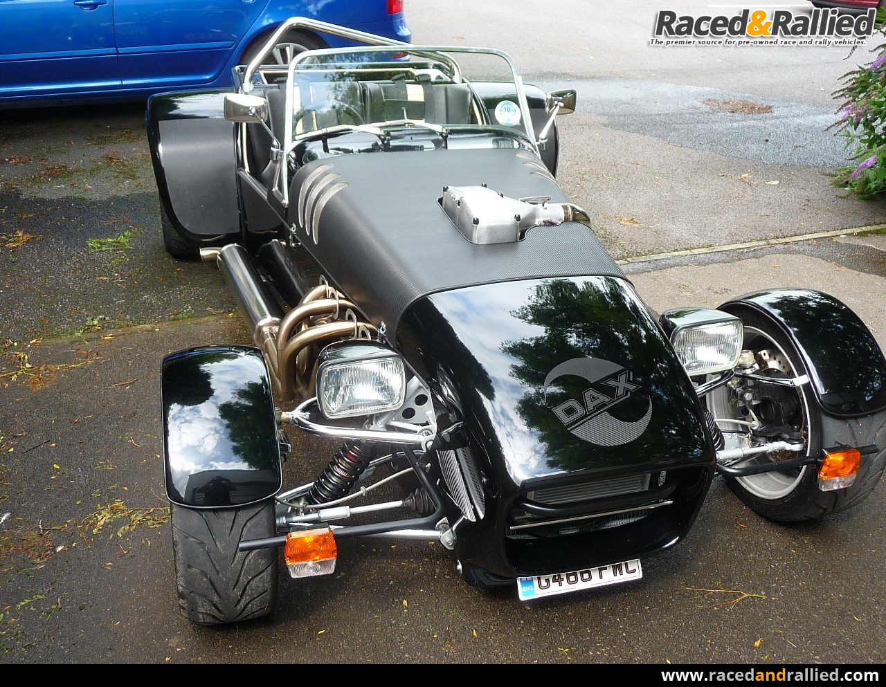 2009 Dax Rush V8 EFI | Kit Cars for sale at Raced & Rallied | rally ...