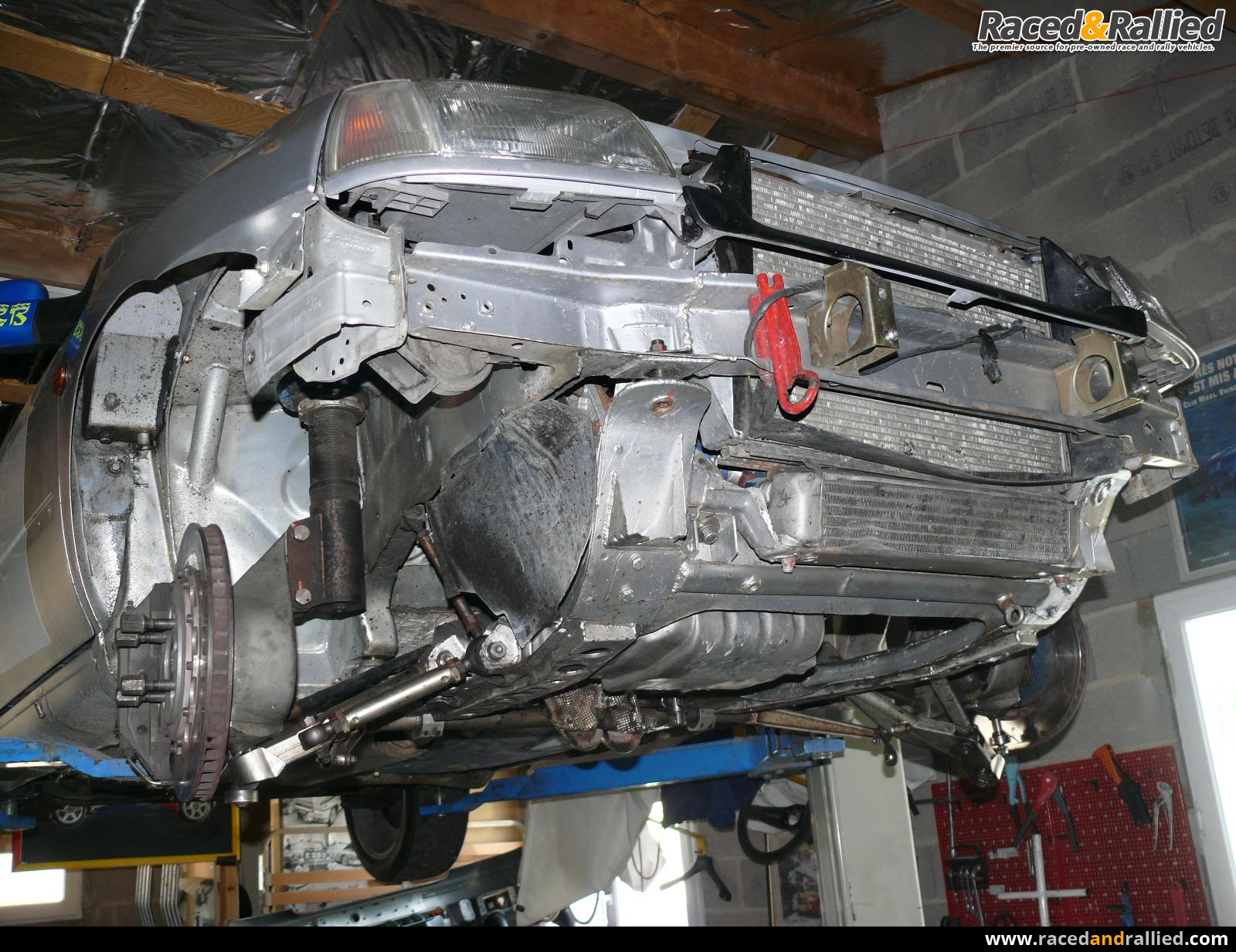 VRAIE CLIO GA EX USINE (jordan /msa) | Rally Cars for sale ...