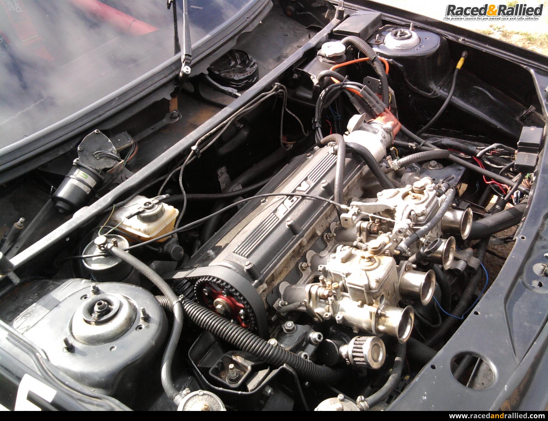 peugeot 205 mi16 hillcimb trackcar 240bhp/700kgs | race cars for