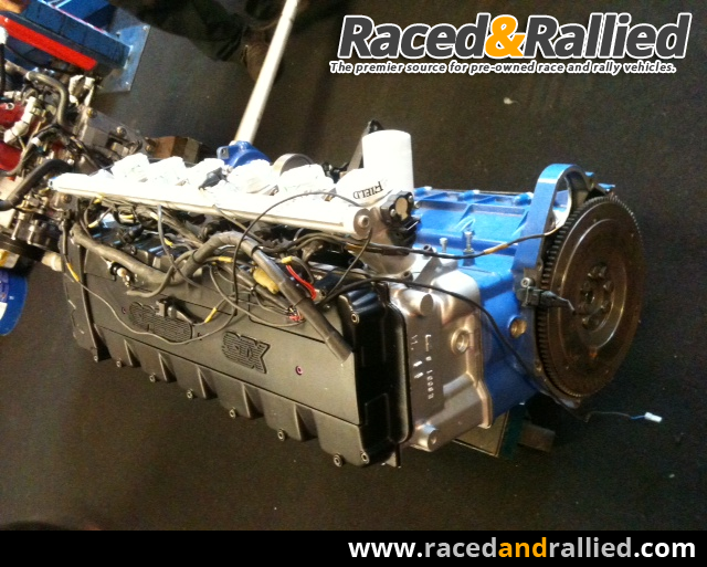Tvr Gt3 Speed 6 Engine Race Car Parts For Sale At Raced