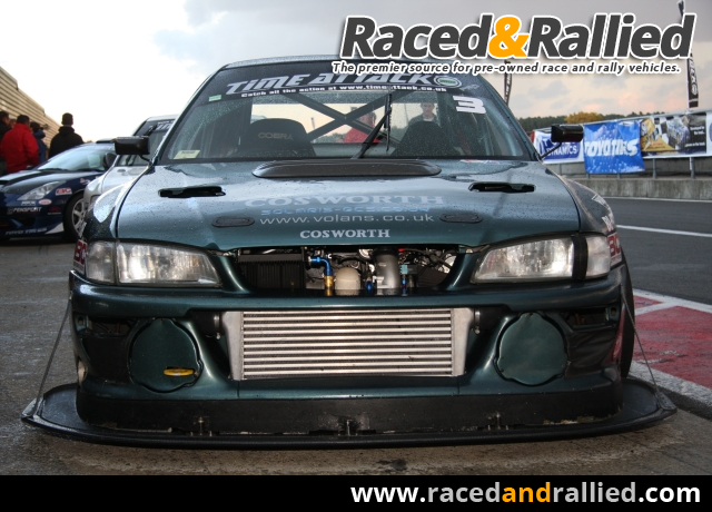 Zen Performance 700hp Impreza Time Attack Race Car Race Cars For
