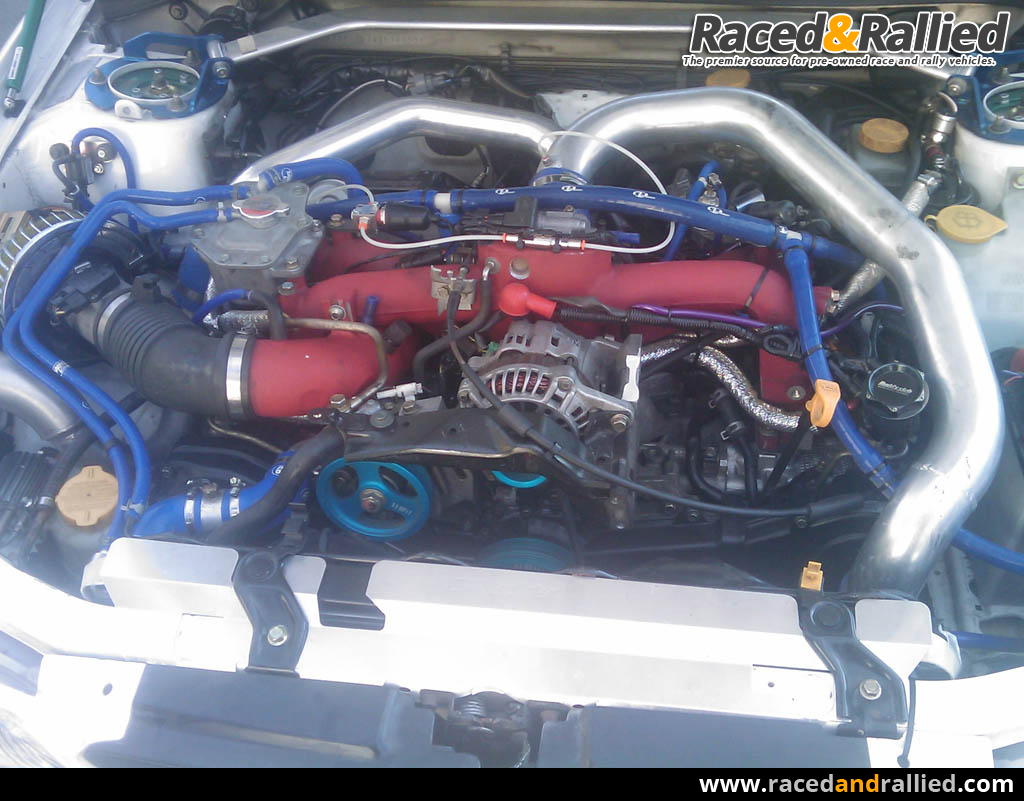 Tomei Stroker Ej22 Subaru Impreza Sti Hybrid Classic Performance Engine Diagram