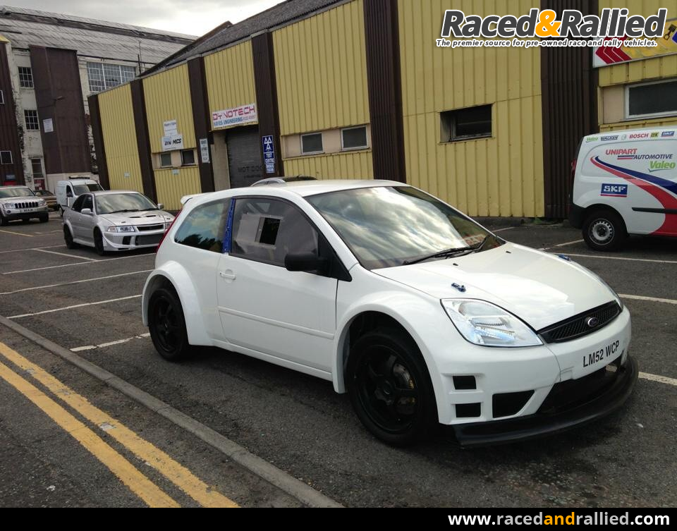 Fiesta 2 0 Duratec fwd rally car £14995 | Rally Cars for