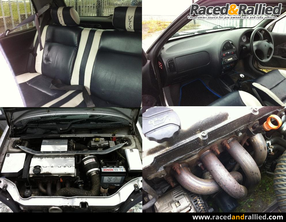 cup car engine\'d saxo vts...7,000 MILES ON ENGINE!! | Performance ...