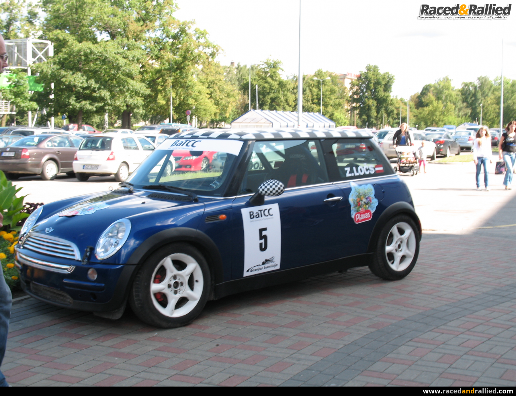 Mini Cooper | Race Cars for sale at Raced & Rallied | rally cars for ...