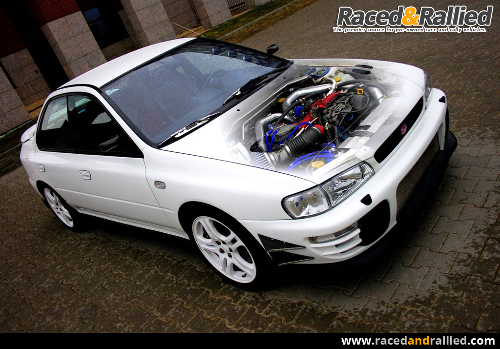 Vehicles For Sale: Tomei Stroker EJ22 Subaru Impreza STI Hybrid Classic