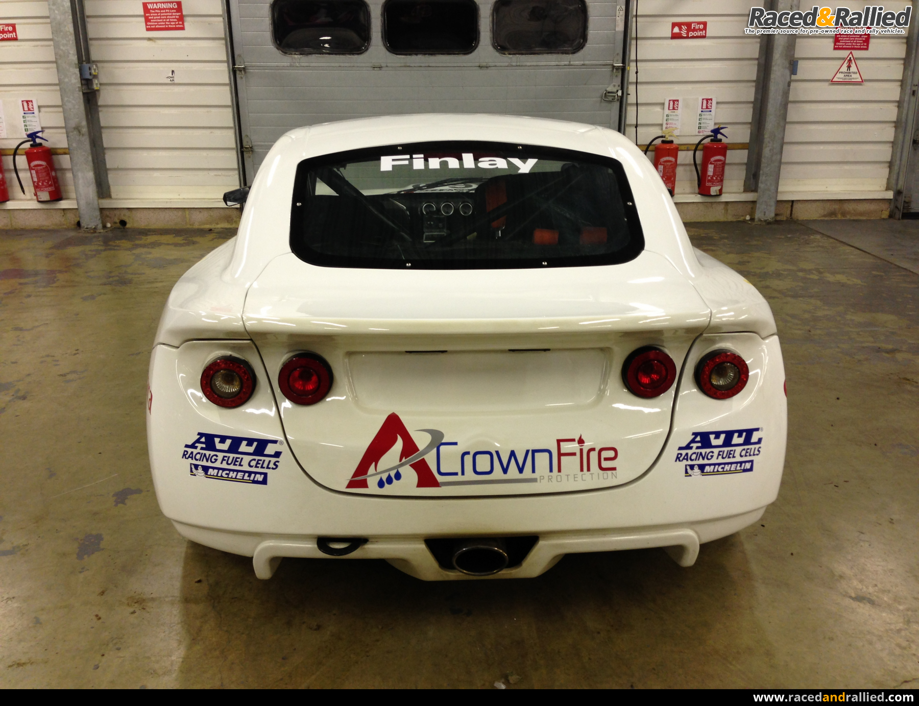 Ginetta G40 Junior | Race Cars for sale at Raced & Rallied | rally ...