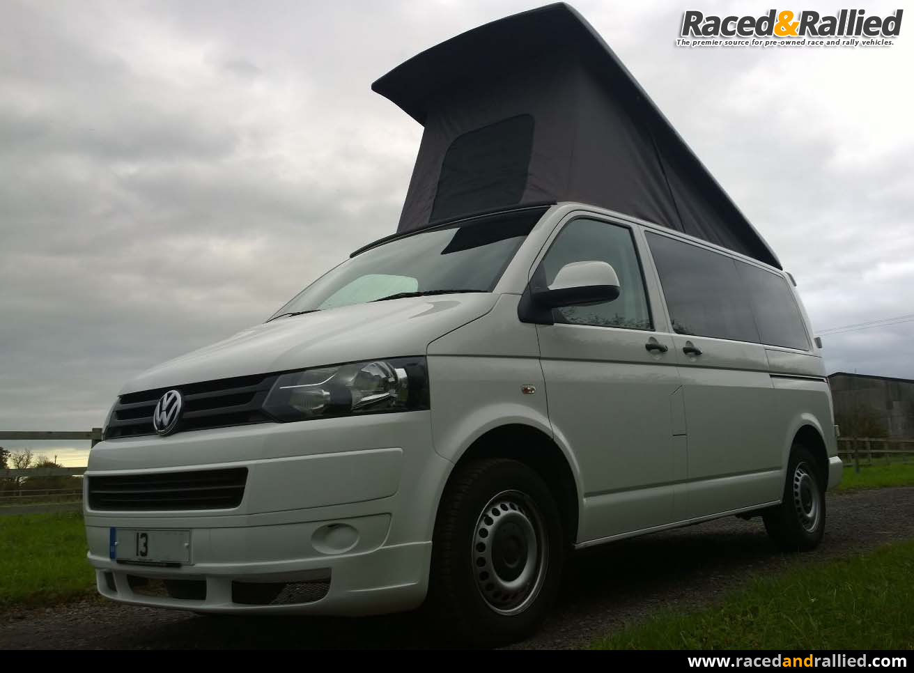 ready to driver away vw transporter t5 with roof lined trailers transporters for sale at. Black Bedroom Furniture Sets. Home Design Ideas