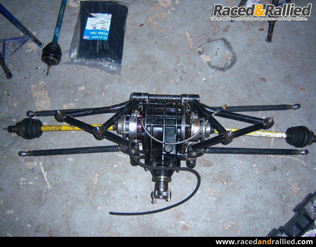 Subaru Wrc S9 Rebuild Part 3 Technical Article At Raced
