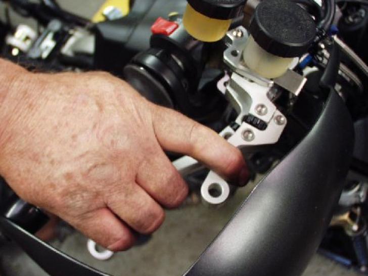 Kliktronic K Lever 2 Dualever System Bike Engined Kit