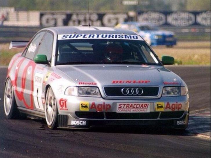 Race Cars For Sale >> Audi A4 ST nº10 ex Jordi Gené | Race Cars for sale at ...