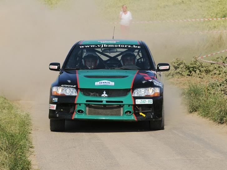 Mitsubishi EVO IX Rally Car | Rally Car Parts for sale at
