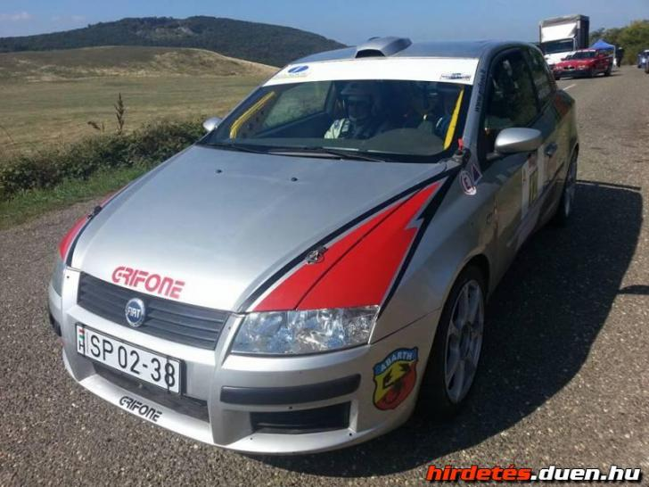 fiat stilo abarth trophy rally cars for sale at raced rallied rally cars for sale race. Black Bedroom Furniture Sets. Home Design Ideas