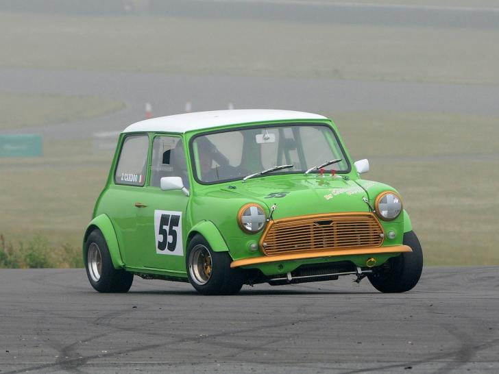 Mini race car race cars for sale at raced rallied for Mini motor cars for sale