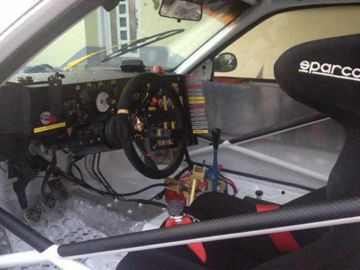 Race Car For Sale >> Opel Astra F Special C20XE | Race Cars for sale at Raced & Rallied | rally cars for sale, race ...