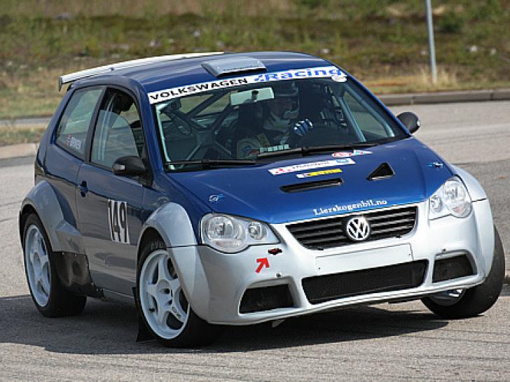 Suzuki Rally Car For Sale