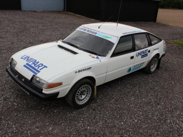 Police Cars For Sale >> Rover SD1 Historic Race / Rally car | Race Cars for sale at Raced & Rallied | rally cars for ...