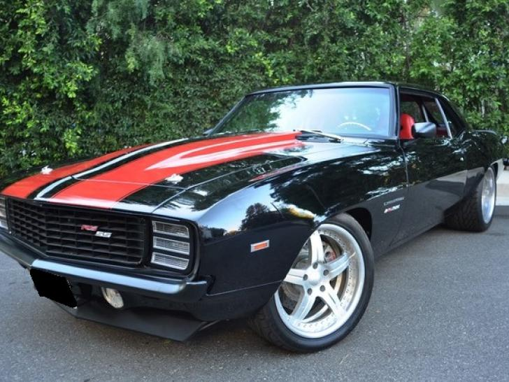 Pro Touring Cars For Sale >> 1969 Chevrolet Camaro Pro Touring Classic Vintage Cars For Sale