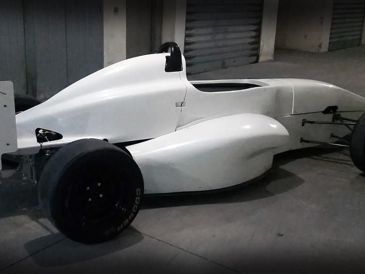 formula renault hayabusa single seater race car for hillclimbs or rh racedandrallied com Formula Renault 2.0 Formula 3