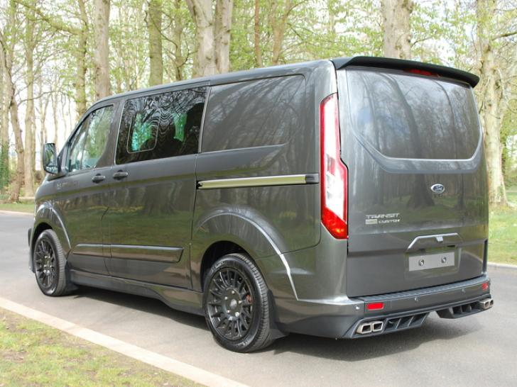 M Sport Transit Custom Crew Van AVAILABLE FOR IMMEDIATE DELIVERY