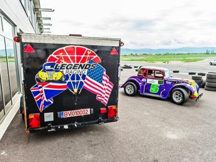 Legend Car 2009 | Race Cars for sale at Raced & Rallied