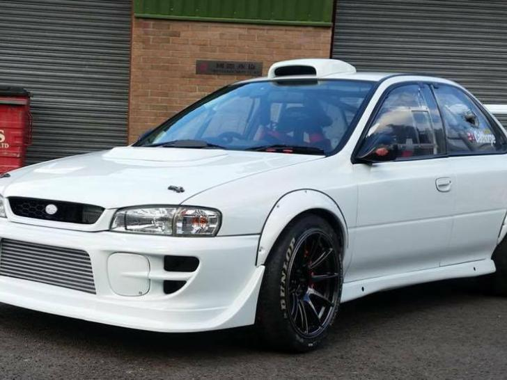 700Hp 630LB/FT SUBARU IMPREZA