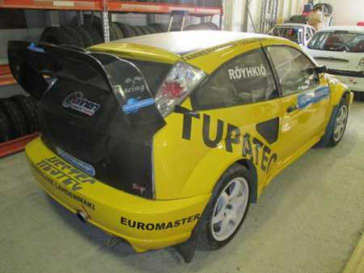 Ford Focus 4 X 4 Wrc Supercar Rally Cars For Sale At Raced