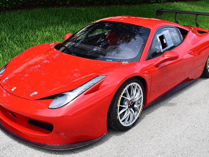 Ferrari 458 Challenge Race Cars For Sale At Raced Rallied