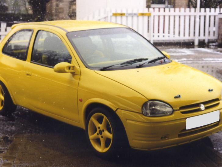 Vauxhall Corsa B 1 4 16v Race Car Race Cars For Sale At
