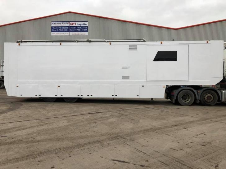 Race Transporter For Sale Trailers Amp Transporters For