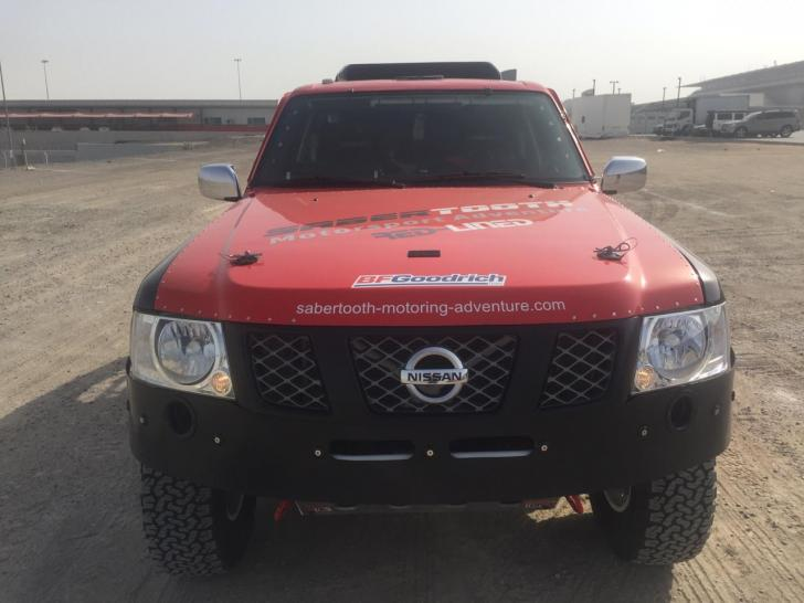 Full FIA spec T1 Nissan Patrol | Rally Cars for sale at ...