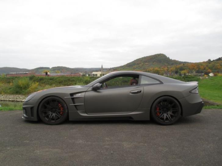 mercedes benz sl65amg c25 carlsson performance \u0026 trackday cars for
