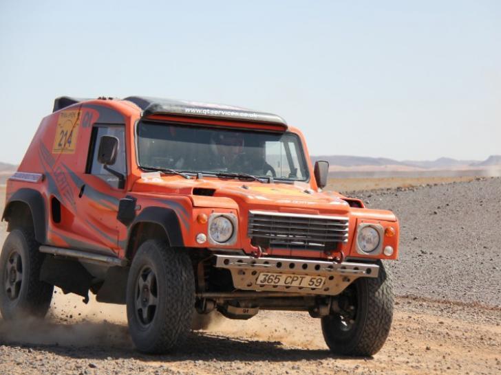 Bowler Wildcat 200 Comp Safari Rally Raid: Kit Cars For Sale At Raced & Rallied