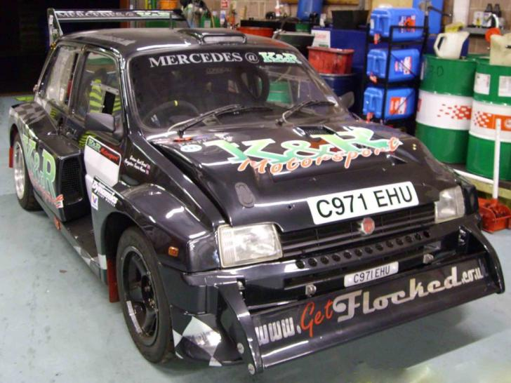 Metro 6r4 Tarmac Rally Car For Sale Rally Cars For Sale