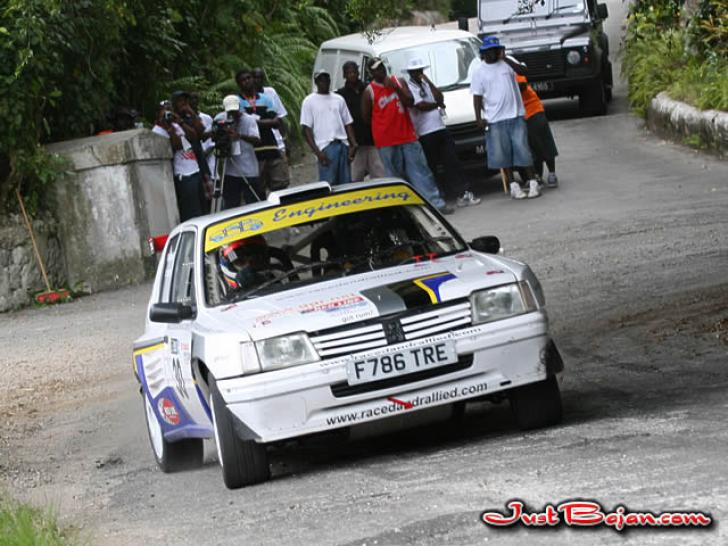 Rear wheel drive Peugeot 205 - 200bhp Sequential | Rally Cars for ...