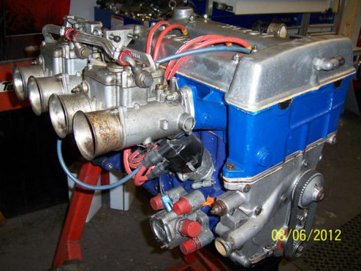 Cobra Kit Car >> Lotus Twin Cam Engine | Race Car Parts for sale at Raced