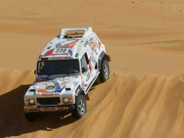 Bowler Wildcat 200 Comp Safari Rally Raid: Other Kit Cars For Sale At Raced